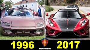 koenigsegg autoskin koenigsegg evolution 1996 2017 youtube