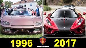 koenigsegg autoskin koenigsegg evolution 1996 2017 youtube