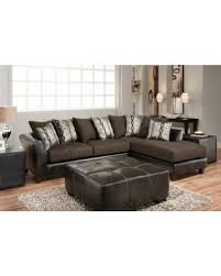 Chenille Sectional Sofa Big Deal On Flash Furniture Riverstone Rip Chenille