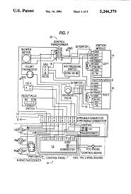 patente us5244379 control system for a gas cooking device