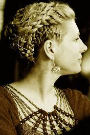 viking anglo saxon hairstyles 112 best vikings images on pinterest make up looks medieval