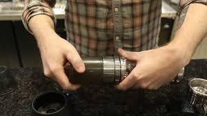 video overview lido e hand grinder for espresso prima coffee