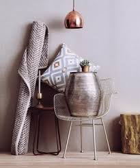 metallic home decor metallic home décor ideas real simple