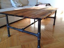 Rustic Tables Rustic Industrial Coffee Table And End Tables Rustic Industrial