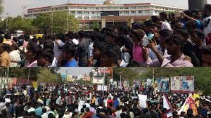 jallikattu protest in salem