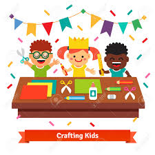kids crafts in kindergarten creative children crafting