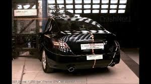 nissan maxima safety rating nissan maxima 2012 pole crash test nhtsa crashnet1 youtube
