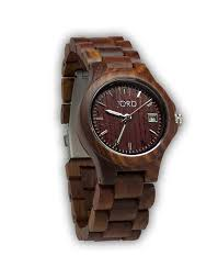 watches made out of wood she scribes