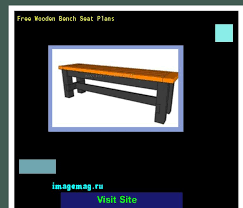 free wooden bench seat plans 193608 the best image search