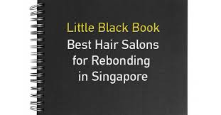 hair salons for hair rebonding and straightening in singapore