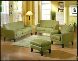 Leather Sofa And Armchair Furniture Gallant Sage Green Leather Sofa Comfortably Occupied