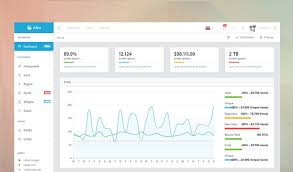 template dashboard free 26 best free html5 bootstrap admin dashboard templates