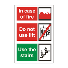 safety signs derby k u0026k fire protection engineers