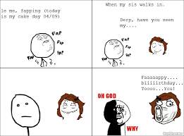 Rage Meme Comic - one of the worst rage comics ever made cringeanarchy