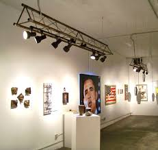 Led Track Lighting Heads Lighting Ideas Art Gallery Natural Lighting Or Skylight Feat