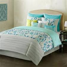 10 Pc Comforter Set Home Classics Kashmir 10 Pc Comforter Set Queen On Shopsavvy