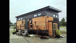 Prefabricated Tiny Homes by Charming Waterhaus Prefab Tiny Home U2013 450 Sq Ft Youtube