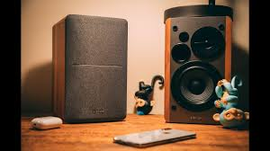 Top Bookshelf Speakers Under 500 The Best Bookshelf Speakers Under 100 Edifier R1280t Youtube