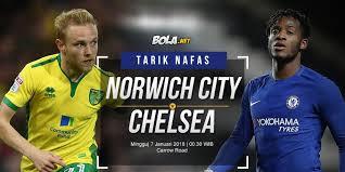 Bola Net Prediksi Norwich City Vs Chelsea 7 Januari 2018 Bola Net