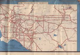 California Road Map California Highways Www Cahighways Org Chronology Of California