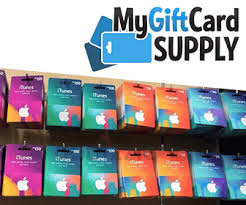 wholesale gift cards wholesale itunes gift cards mygiftcardsupply