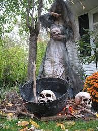 Halloween Outdoor Decorations Halloween Yard Props Scary Halloween Prop Ideas Best Halloween