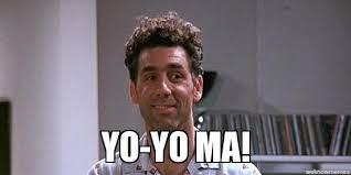 Kramer Meme - kramer yo yo ma weknowmemes