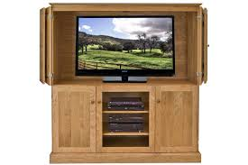 Flat Screen Tv Armoire Stylish Flat Screen Tv Cabinet With Doors Tv Stands Glamorous Tv