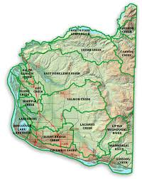 clark county gis maps watershed assessment clark county washington