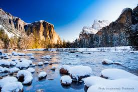 everything you need to about visiting yosemite in winter