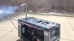 honda eb12d 12kw silent diesel generator youtube