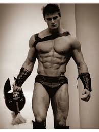 Spartan Costume Halloween Spartan Hunt