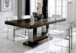 Modern Dining Room Table Set Appealing Design For Dining Tables Sets Ideas Modern Dining Tables