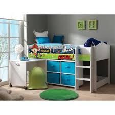 lit enfant combiné bureau lit combine bureau enfant bleu comparer 18 offres