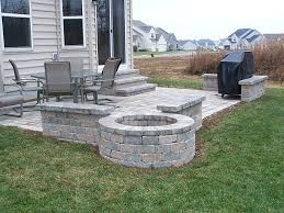 Pavers Patio Design Collection In Simple Patio Ideas With Pavers Paver Patio Designs