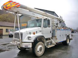 freightliner trucks for sale 2002 freightliner fl 70 awd single axle bucket truck for sale by