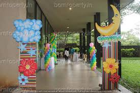 Nursery Rhymes Decorations Birthday Organisers In Delhi Birthday Organizers In