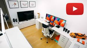 Studio Desk Build by How To Build The Perfect Youtube Studio Youtube
