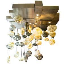 hand blown glass light globes top 63 contemporary hand blown glass ceiling light fixtures