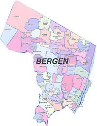 Map Of Middlesex County Nj Bergen County Nj Map With Towns Image Gallery Hcpr