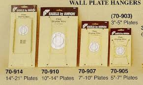 wall plate hangers hang plate picture hanging hardware