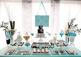 Tiffany Blue Candy Buffet by 46 Best Zebra U0026 Pink Party Images On Pinterest Birthday Party
