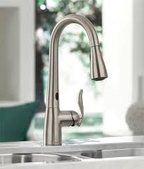 moen arbor kitchen faucet 115 best kitchen faucets images on kitchen faucets
