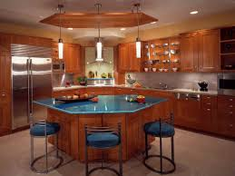 triangle kitchen island extraordinary kitchen triangle design with island 70 for your