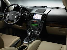 land rover freelander 2004 interior of the new land rover freelander rover the greatest