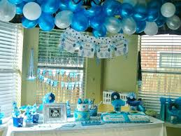 baby shower centerpieces boys marvelous baby shower decorating ideas hanging wall baby shower