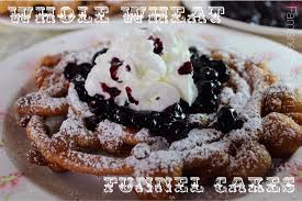 it u0027s a circus whole wheat funnel cakes