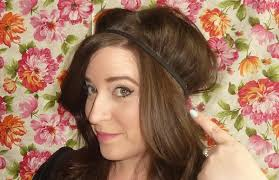 headbands that go across your forehead 3 chic easy ways to wear your hair with a graduation cap
