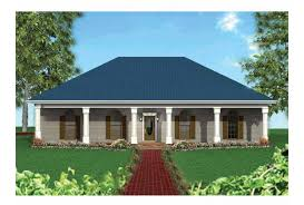 house plans with large porches eplans country house plan large front porch 1856 square