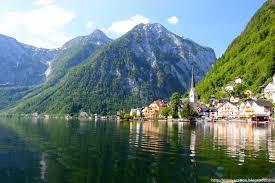hallstatt austria lake and mountain missvacation